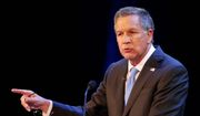 """Former Ohio governor and two-time presidential hopeful John Kasich has been named as a """"senior political commentator"""" with CNN. (Associated Press)"""