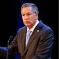 "Former Ohio governor and two-time presidential hopeful John Kasich has been named as a ""senior political commentator"" with CNN. (Associated Press)"