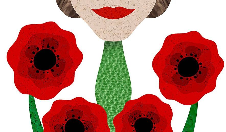 The Tall Poppy Illustration by Greg Groesch/The Washington Times