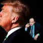 President Donald Trump and Tony Soprano     The Washington Times