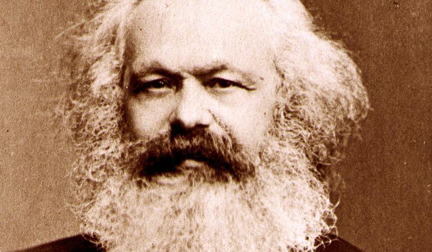 Karl Marx (Associated Press) ** FILE **