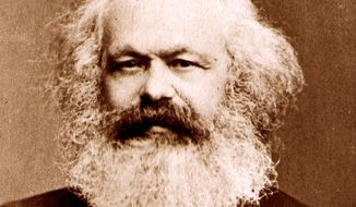 Karl Marx (Associated Press) **FILE**