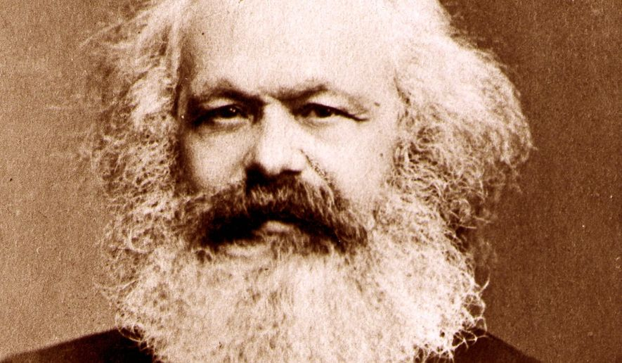 Karl Marx (Associated Press) **FILE**