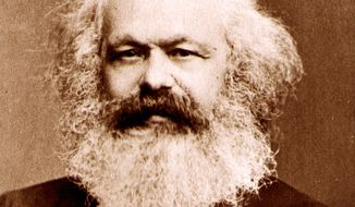 Karl Marx. (Associated Press) ** FILE **