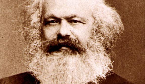 Karl Marx. (Associated Press) ** FILE **