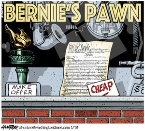 Bernie's Pawn