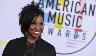 Gladys Knight arrives at the American Music Awards on Tuesday, Oct. 9, 2018, at the Microsoft Theater in Los Angeles. (Photo by Jordan Strauss/Invision/AP)