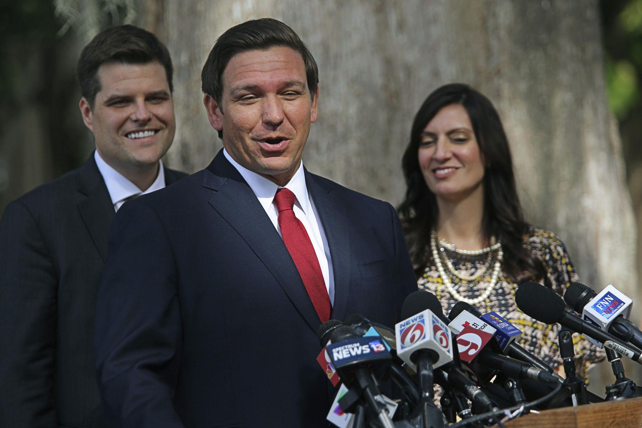 DeSantis calls for snuffing out Florida's ban on smoking medicinal marijuana