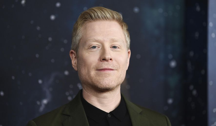 """Actor Anthony Rapp attends the """"Star Trek: Discovery"""" season two premiere at the Conrad New York on Thursday, Jan. 17, 2019, in New York. (Photo by Evan Agostini/Invision/AP)"""