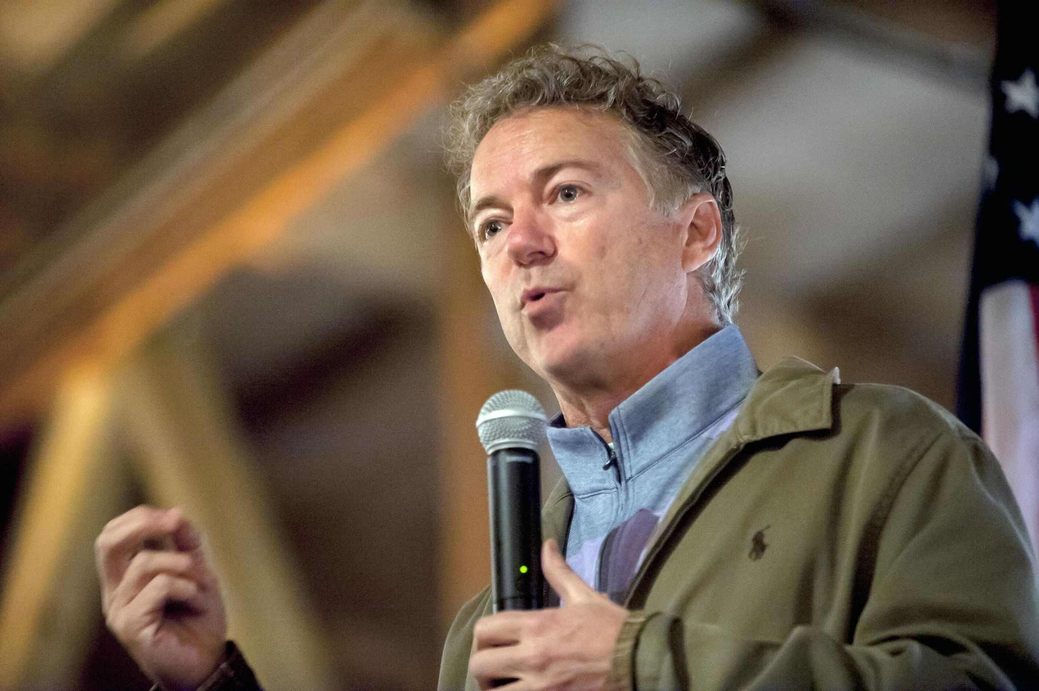 Rand Paul wants his political views barred from assault trial
