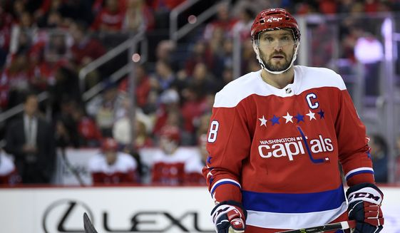 Capitals try to end losing streak with Ovechkin out vs. Flames - Washington  Times c1f4b70cb71e