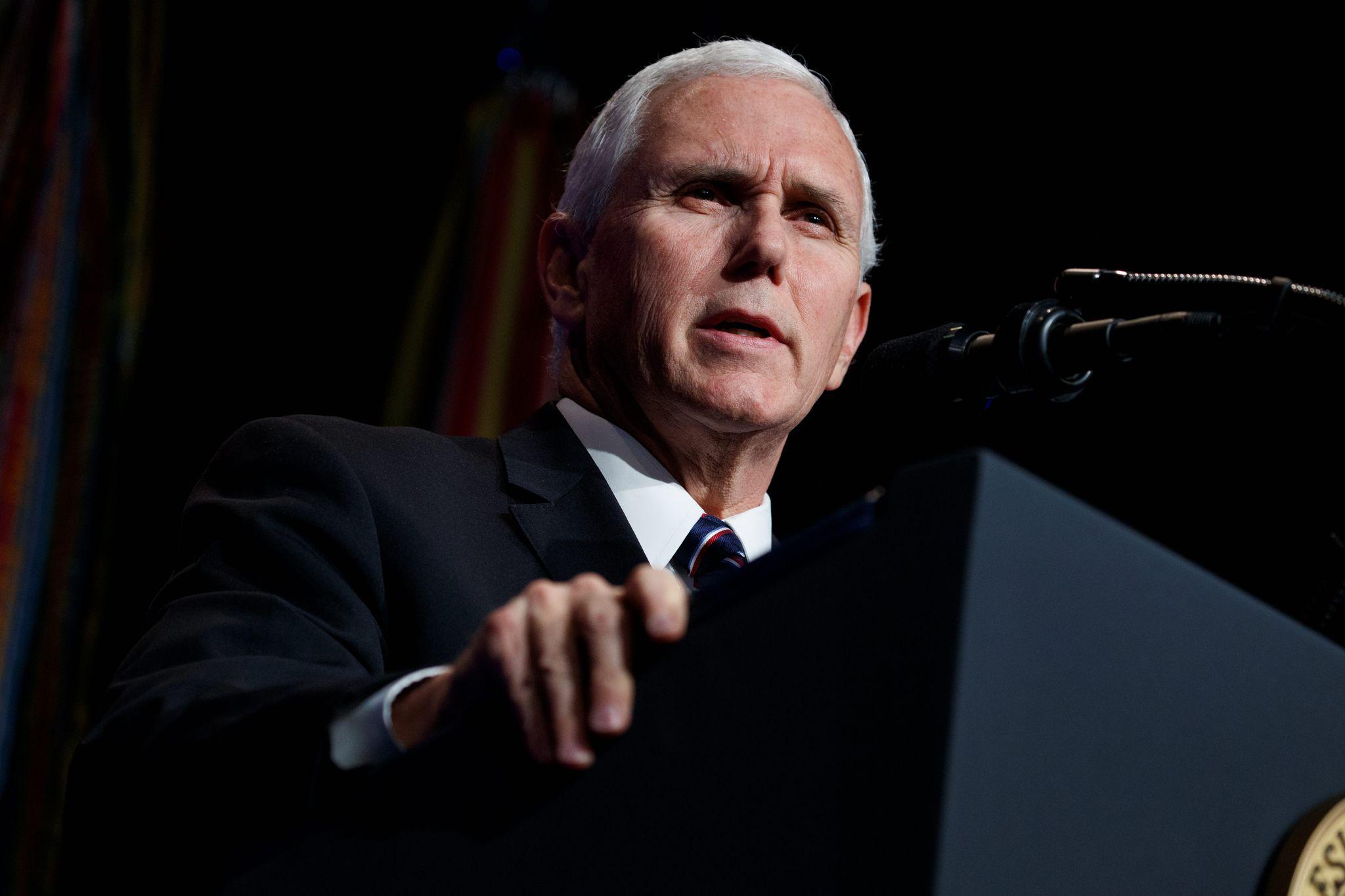 Pence, Kushner: Immigration deal rests with Democrats