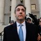 Michael Cohen   Associated Press photo