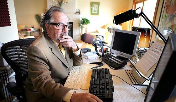 Talk radio host Michael Savage. (Associated Press) ** FILE **