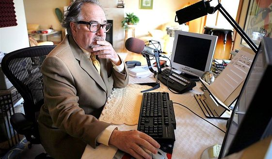 "Talk radio host Michael Savage wrote an op-ed on his website about the identity of ""the real dreamers"" in American society today. (Associated Press)"