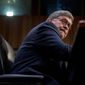 "Attorney General nominee William P. Barr promised to provide ""as much transparency as I can,"" regarding the special counsel's long awaited report. (Associated Press)"