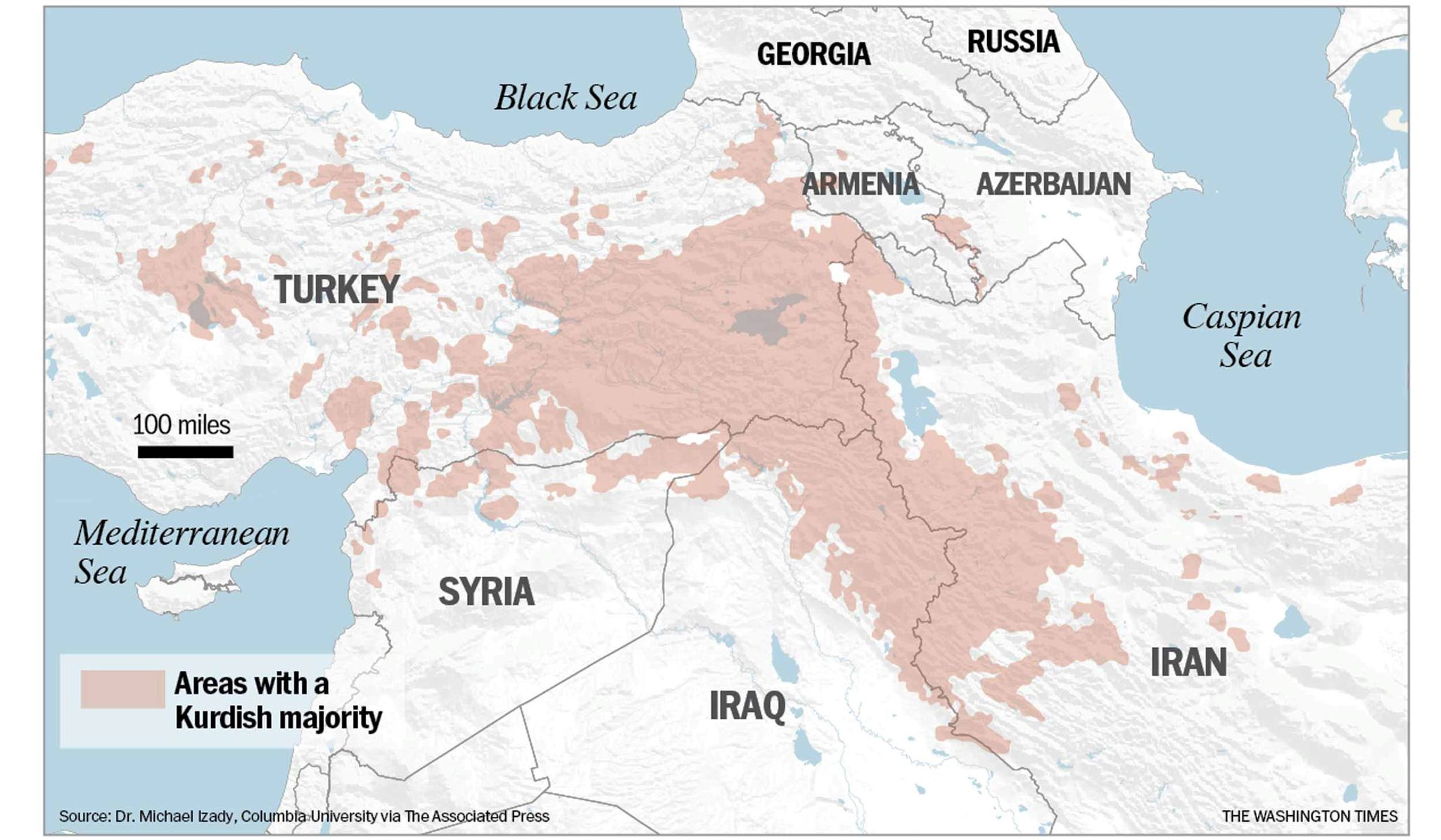 Deciphering confusion about the Kurds