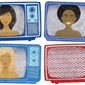 Ladies on Liberal Television Illustration by Greg Groesch/The Washington Times