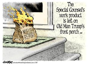 The Special Counsel's work product ...