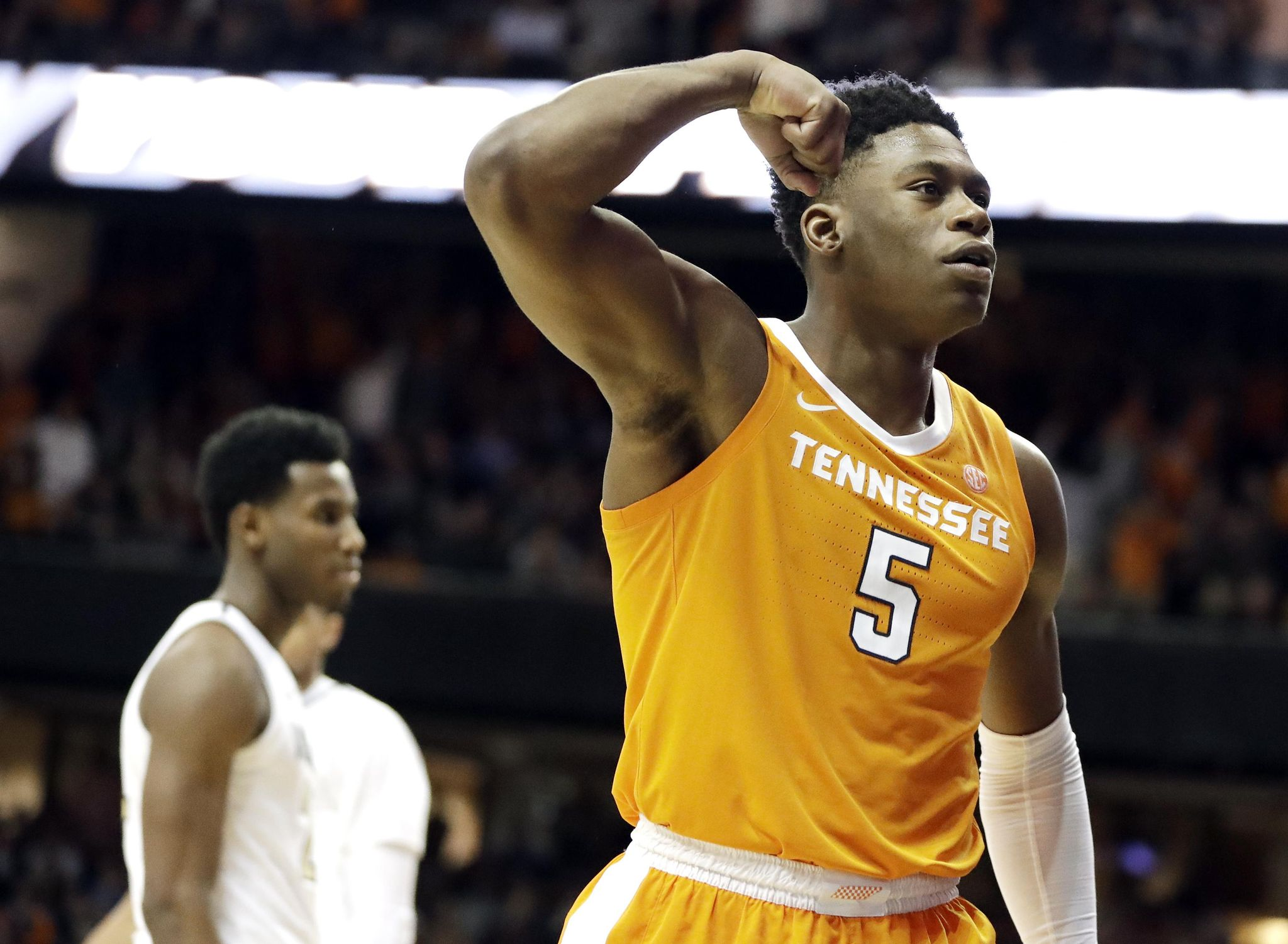 Admiral Schofield wants to 'return the favor' after Wizards acquired him