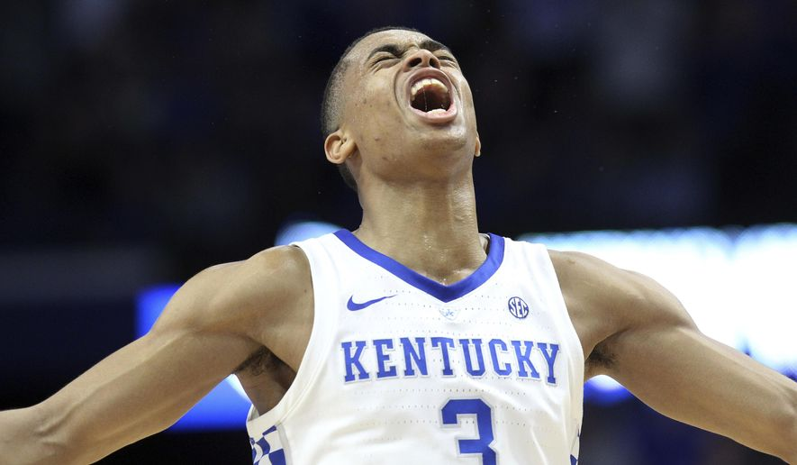 Top 25 Rewind No 8 Kentucky Rounds Into Form At Right Time