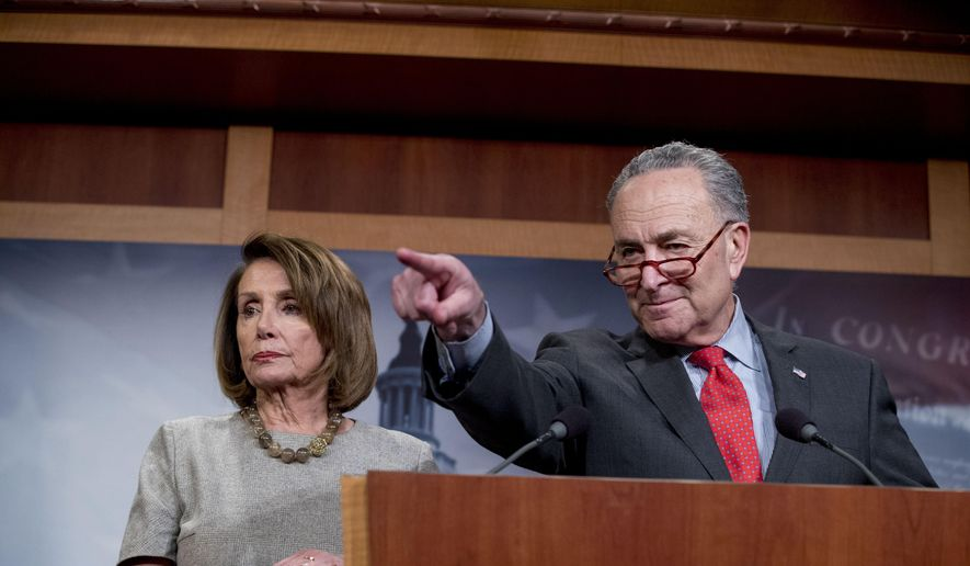 Nancy Pelosi and Chuck Schumer call for full release of Mueller report