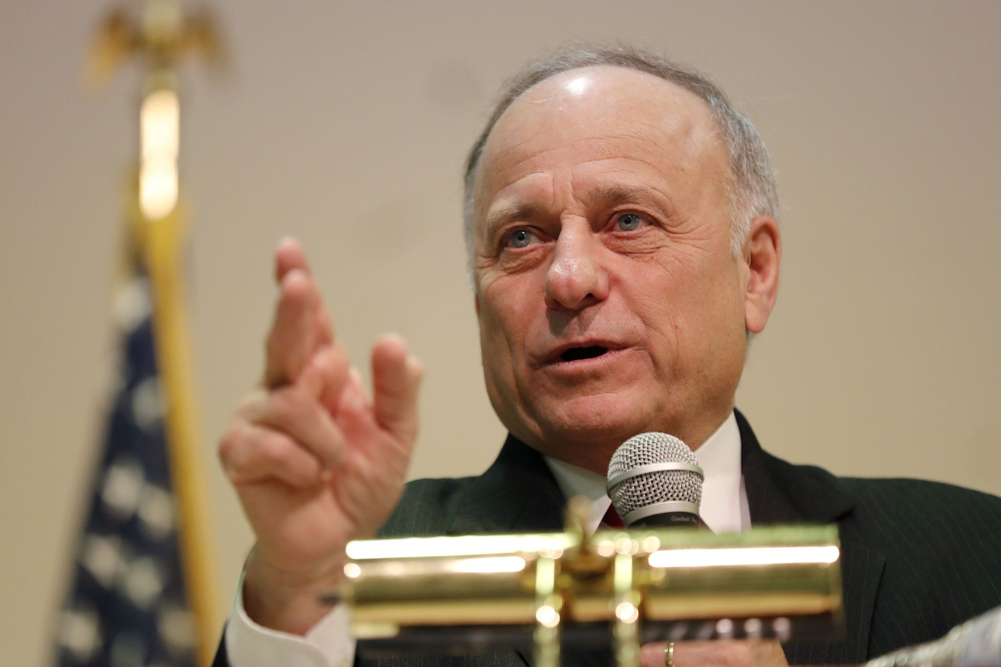 Rep. Steve King: 'I have better insight' into what Jesus Christ went through after controversies