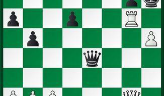 Van Foreest-Nepomniachtchi after 31...Qe4.