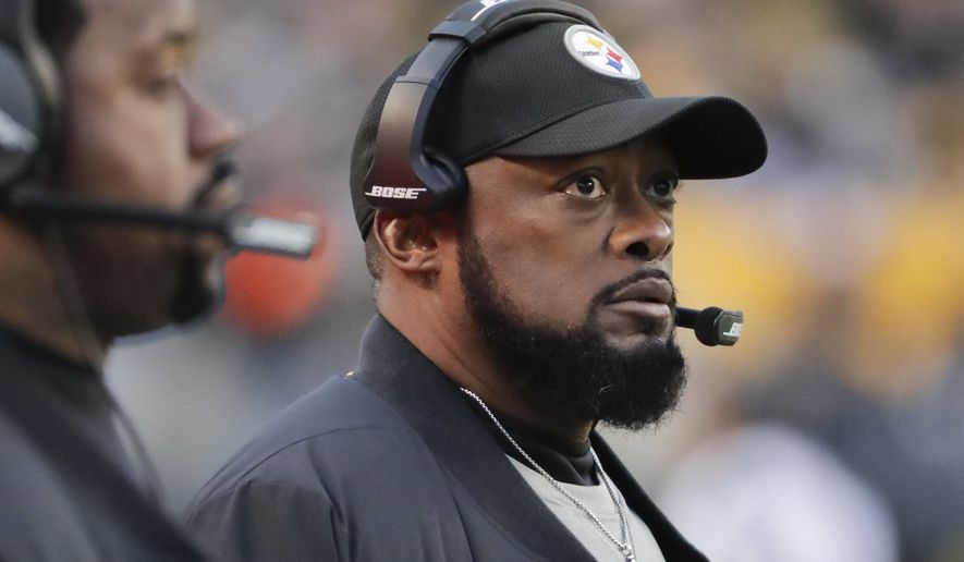 Mike Tomlin On Lack Of Minority Nfl Head Coaches