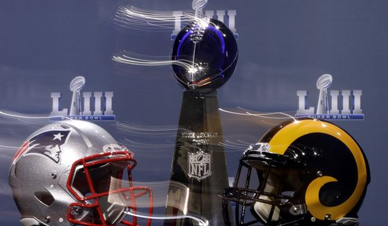 Republicans and Democrats can at least agree on something this weekend. No one is particularly interested in the Super Bowl. (Associated Press)