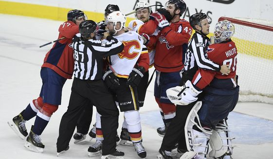 Capitals win features thrilling end with Kuznetsov s game-winner ... d81caa78b16