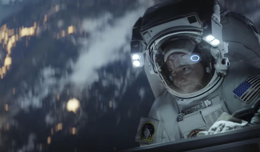 ... shows a scene from the company s 2019 Super Bowl NFL football spot  featuring Scott Kelly. Amazon pokes fun at itself as celebrities from Harrison  Ford ... c99dfbb9e