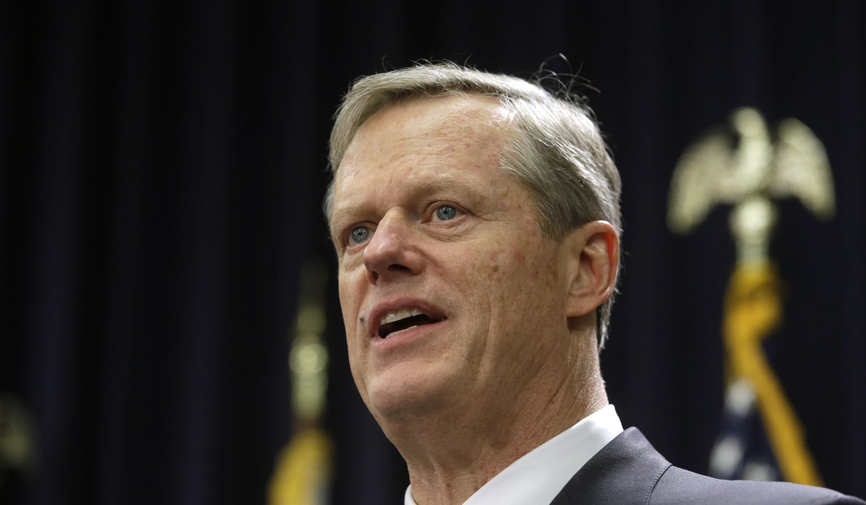 Gov. Baker signs LGBTQ conversion therapy ban for minors
