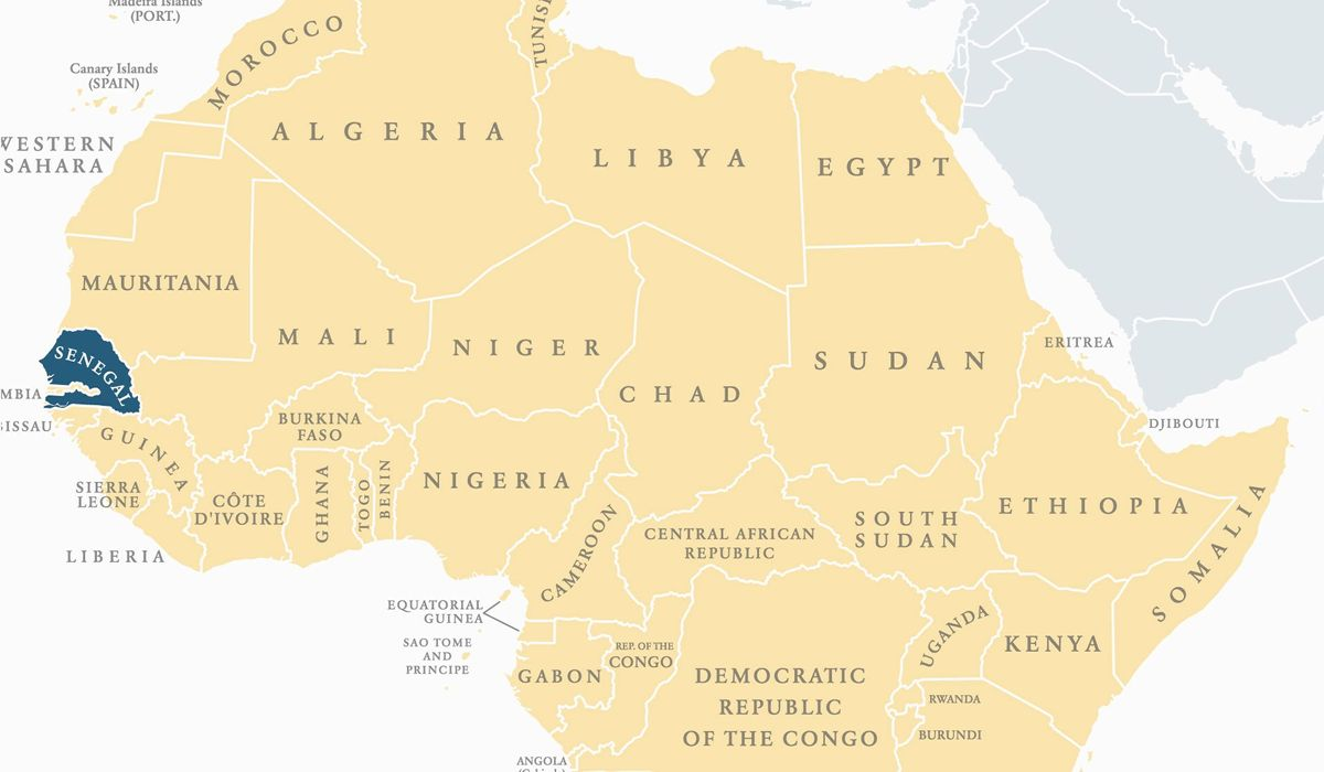 A call for 'interdependence, mutual prosperity and universal values' in Africa