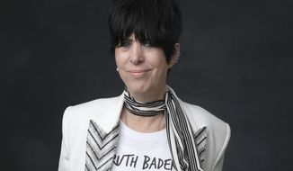 Diane Warren poses for a portrait at the 91st Academy Awards Nominees Luncheon at The Beverly Hilton Hotel on Monday, Feb. 4, 2019, in Beverly Hills, Calif. (Photo by Chris Pizzello/Invision/AP)