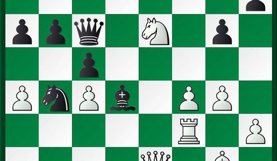 Artemiev-Nakamura after 26...Qc7-c6.