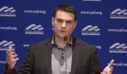 Conservative author and podcasting star Ben Shapiro. (Associated Press) ** FILE **