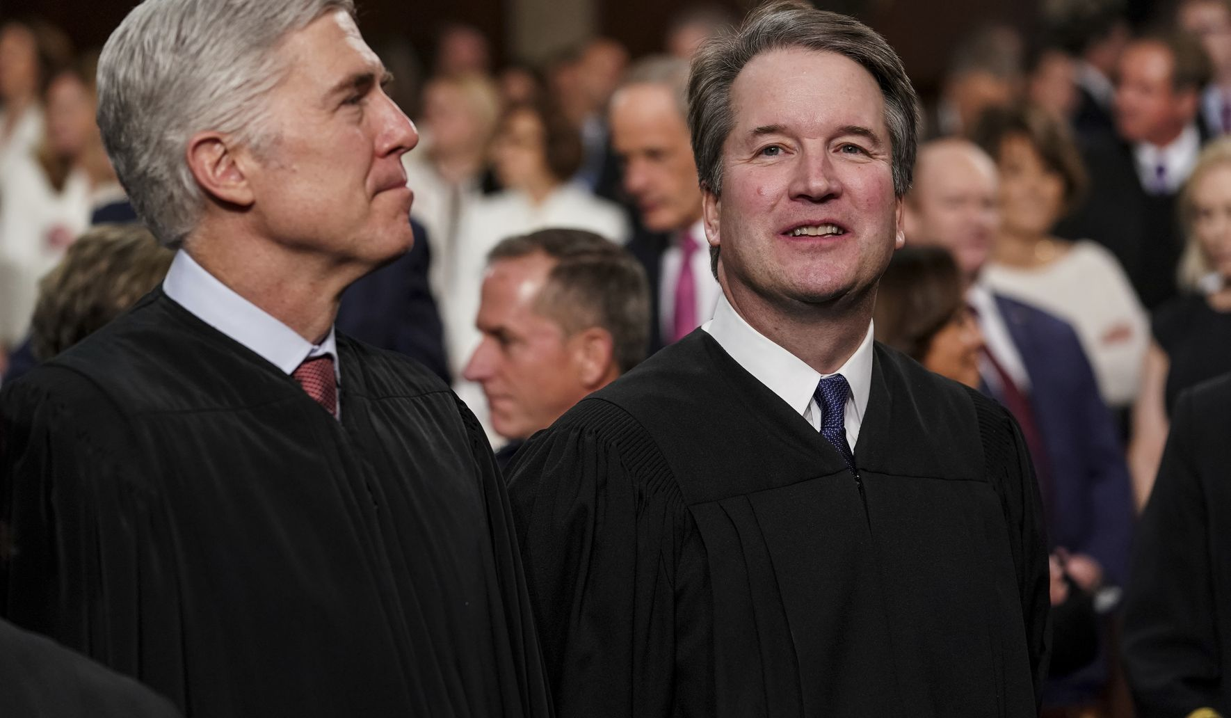 The latest attacks on Justice Kavanaugh threaten more than his reputat