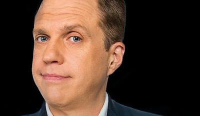 """Conservative talk radio host Michael """"Doc"""" Thompson died Tuesday after he was struck by a passenger train while jogging in Texas. He was 49. (gofundme.com)"""
