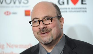 FILE - In this Nov. 5, 2018 file photo, Craig Newmark attend the 12th annual Stand Up For Heroes benefit red carpet at the Hulu Theater at Madison Square Garden in New York. The founder of Craigslist says he will donate $15 million to Columbia University and the Poynter Institute for separate efforts promoting ethics in journalism. The announcement on Wednesday, Feb. 6, 2019, establishes Newmark in the forefront of philanthropists focused on journalism, a cause he's supported with some $85 million in the past few years. (Photo by Brad Barket/Invision/AP, File)