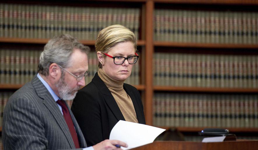Washtenaw County probation officer avoids jail for lying