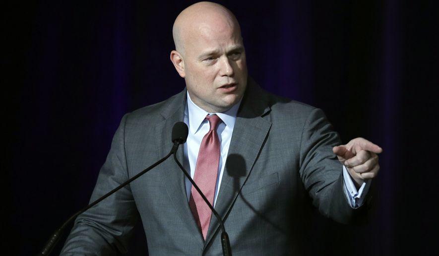 House Democrats ready subpoena for Matthew Whitaker testimony
