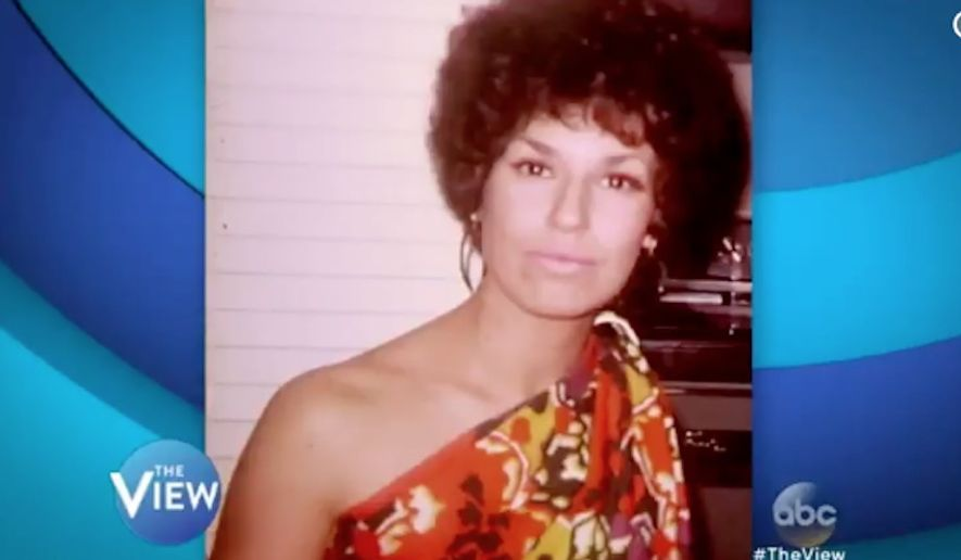 "A video has resurfaced of Joy Behar admitting on ABC's ""The View"" in 2016 that she darkened her skin while dressing as an ""African woman"" for Halloween in the 1970s. (ABC)"