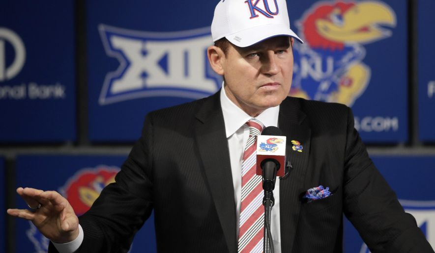Kansas K State Wrap Up First Classes For New Coaches Washington Times