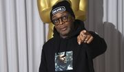 Director Spike Lee poses for photographers upon arrival for the The Academy's 91st Oscar Nominee Champagne Tea Reception in London, Friday, Feb 8, 2019. (Photo by Joel C Ryan/Invision/AP)