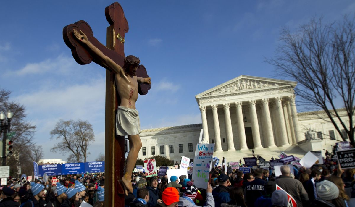 Seattle Church Fights State Abortion Mandate, Seeks Constitutional Rights