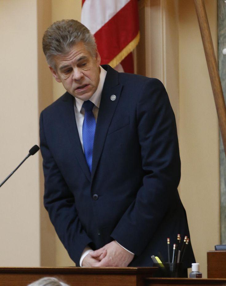 Kirk Cox, former Republican speaker, eyes Virginia governor bid