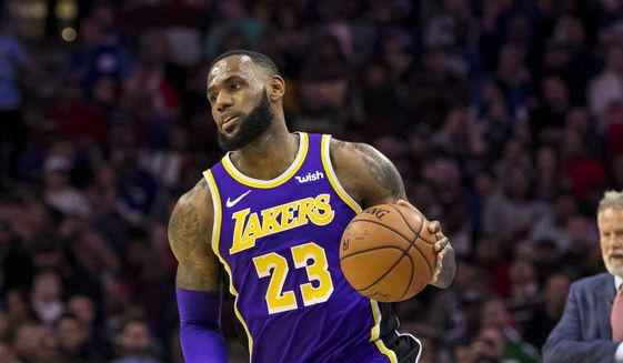 size 40 d223e c9d2f The NBA playoff push starts now with All-Star break ending - Washington  Times