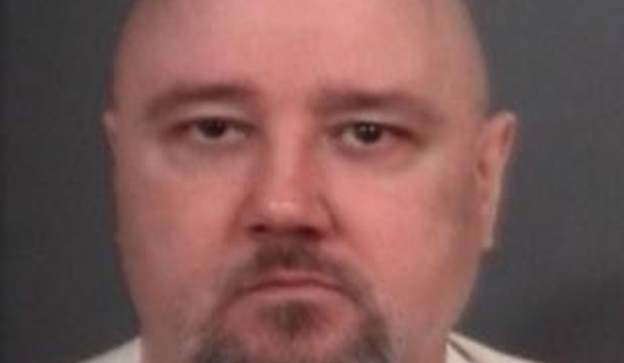 This August 25, 2017 booking photo released by St. Joseph County, Ind., Jail shows Wayne Kubsch. The northern Indiana man has pleaded guilty to two counts of murder on the day jury selection was to begin in his third trial in a triple-murder case. Kubsch pleaded guilty Monday, Feb. 11, 2019, in the 1998 murders of his wife, Beth Kubsch, and her ex-husband, Rick Milewski. Under Kubsch's plea agreement, a third murder count in the killing of Aaron Milewski, the son of Beth Kubsch and her ex-husband, will be dropped. Kubsch will serve a life sentence without the possibility of parole. (St. Joseph County Jail via AP)