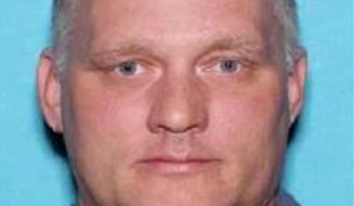 This undated Pennsylvania Department of Transportation photo shows Robert Bowers. Bowers, a truck driver accused of killing 11 and wounding seven during an attack on a Pittsburgh synagogue in October 2018 is expected to appear Monday morning, Feb. 11, 2019, in a federal courtroom to be arraigned on additional charges.  (Pennsylvania Department of Transportation via AP, File)